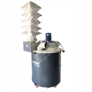 Drum Type Dust Collector