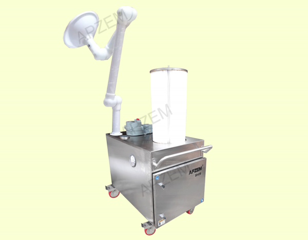 atex certified dust collector