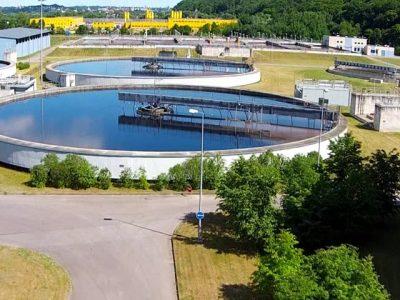 Sewage treatment plant2