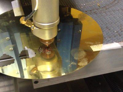 gold cutting