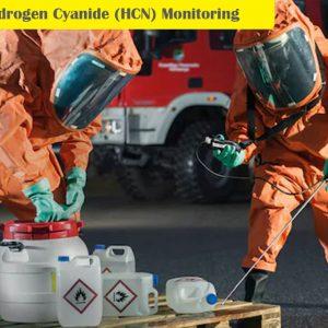 Hydrogen Cyanide HCN Monitoring